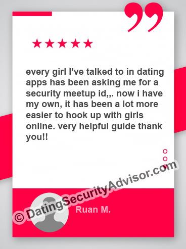 Get a Legit Meetup ID | Security ID for Meetups via Dating